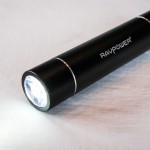 RAVPower® 3000mah battery backup RP-PB08 led on - mini Luster